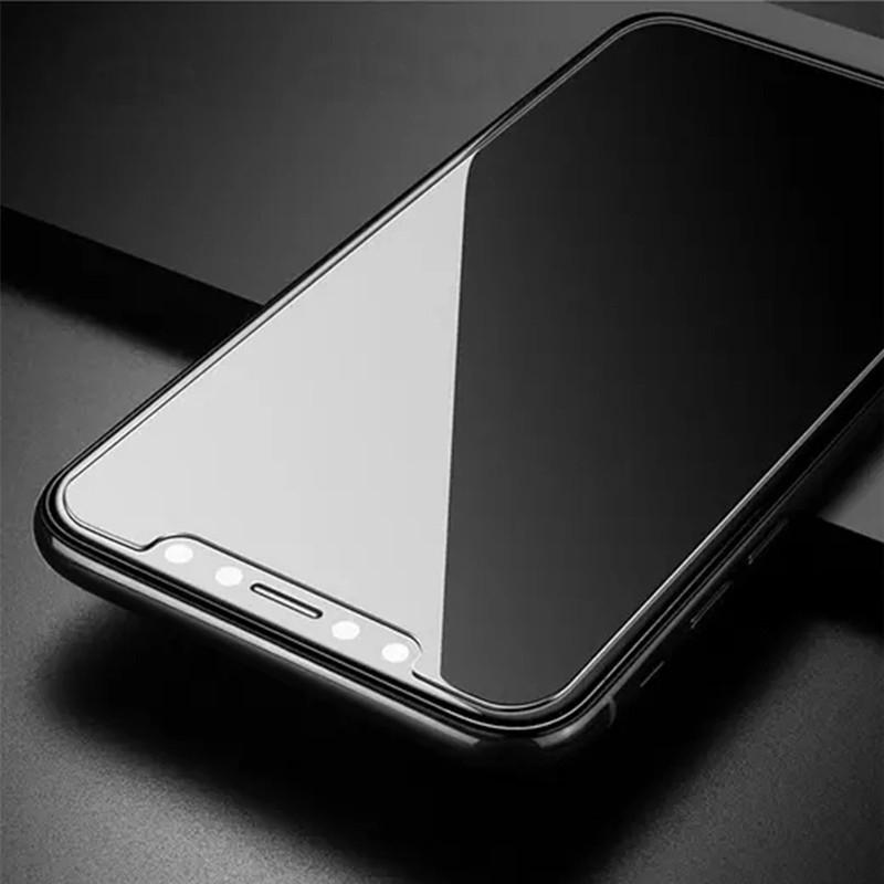 2.5D Protector Scáileáin Trédhearcach sionnach iPhone Xs / Xr / Xs Max