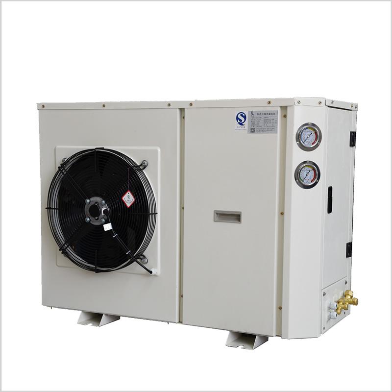 Õhu kondenseerimise seadme külg