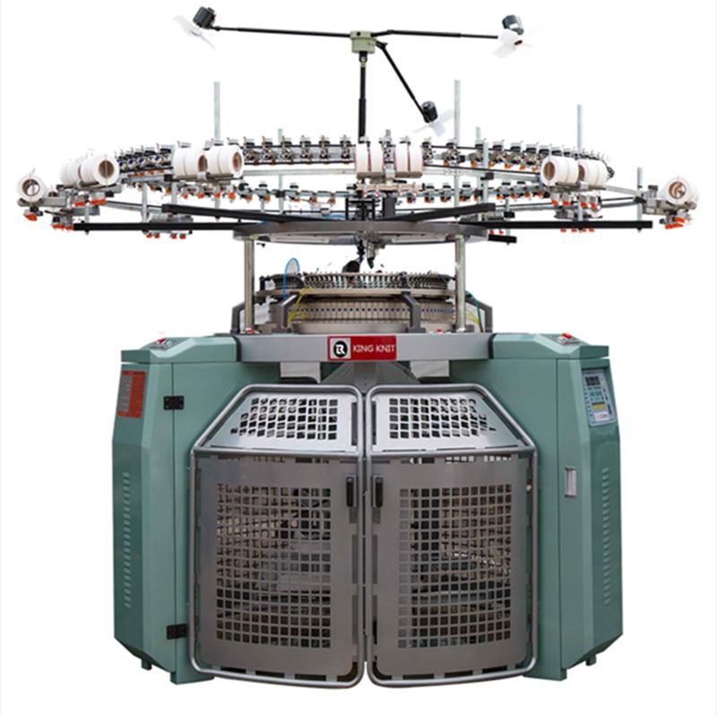 Hiina tarnija hulgimüügi tehase hind tipp-kvaliteetne kiire ühekordne kampsuni ringkudumismasinad mayer
