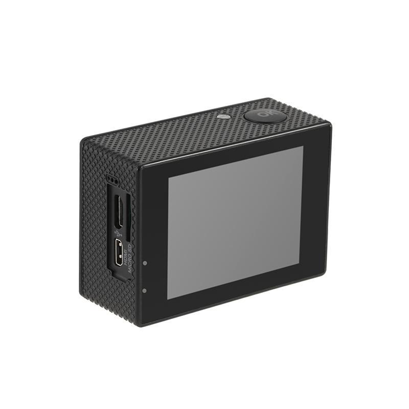Ceamara Gníomhaíochta FHD Iniompartha Wifi DX1