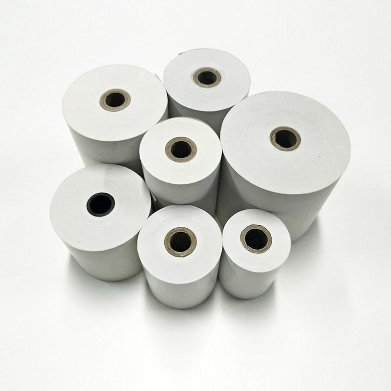 BPA free 80&350;120;80mm kassaregistri paber 80x70mm termilise paberi rullid