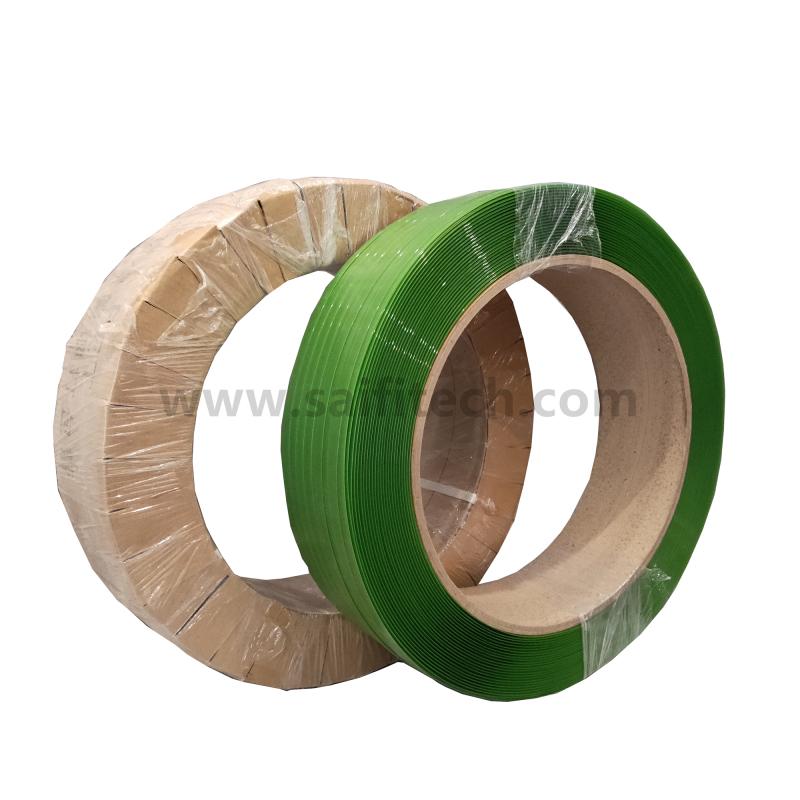 Roheline polüetüleentereftalaadi polüesterrihm